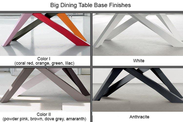 IL Decor Boston: Big Table, Bonaldo Italy