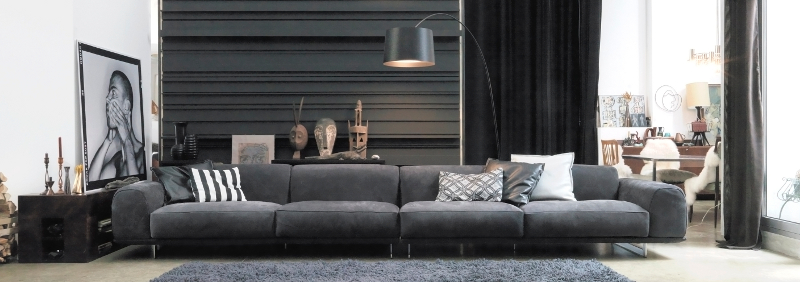 Gamma Brandy Sectional