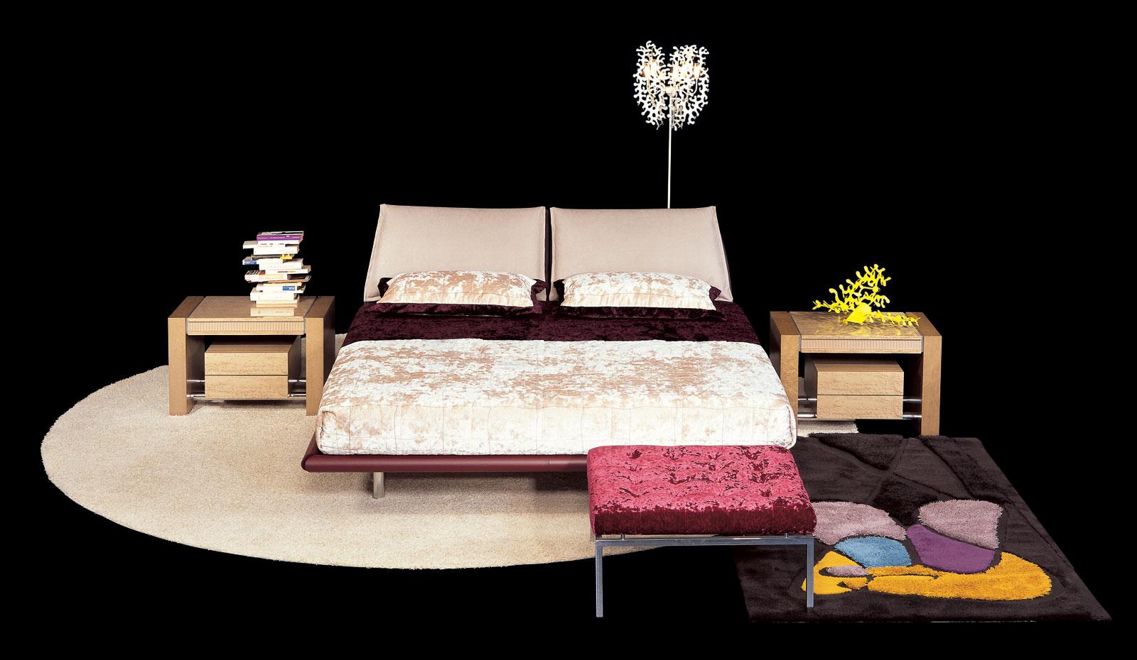il decor boston bristol bed il loft. Black Bedroom Furniture Sets. Home Design Ideas