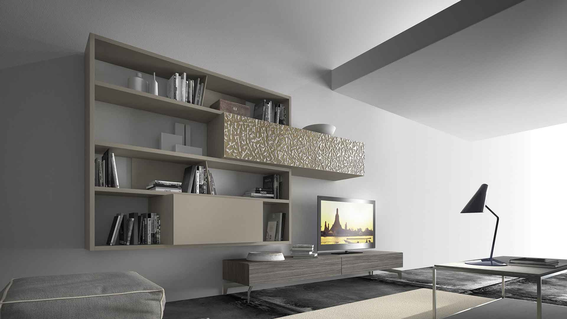 Comp 508 Wall Unit