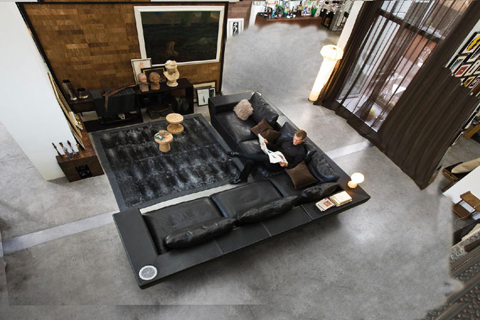 Il Decor Boston: Ess Sofa By Gamma International, Italy