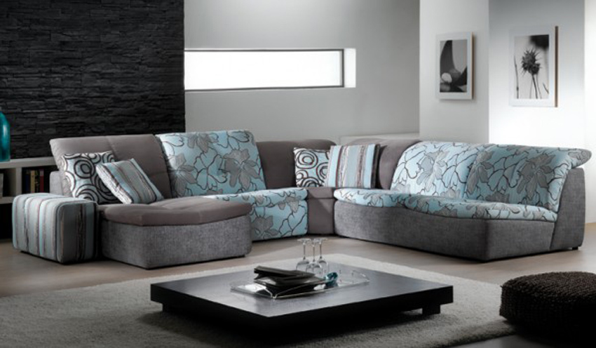 ROM Smile Sectional Sofa
