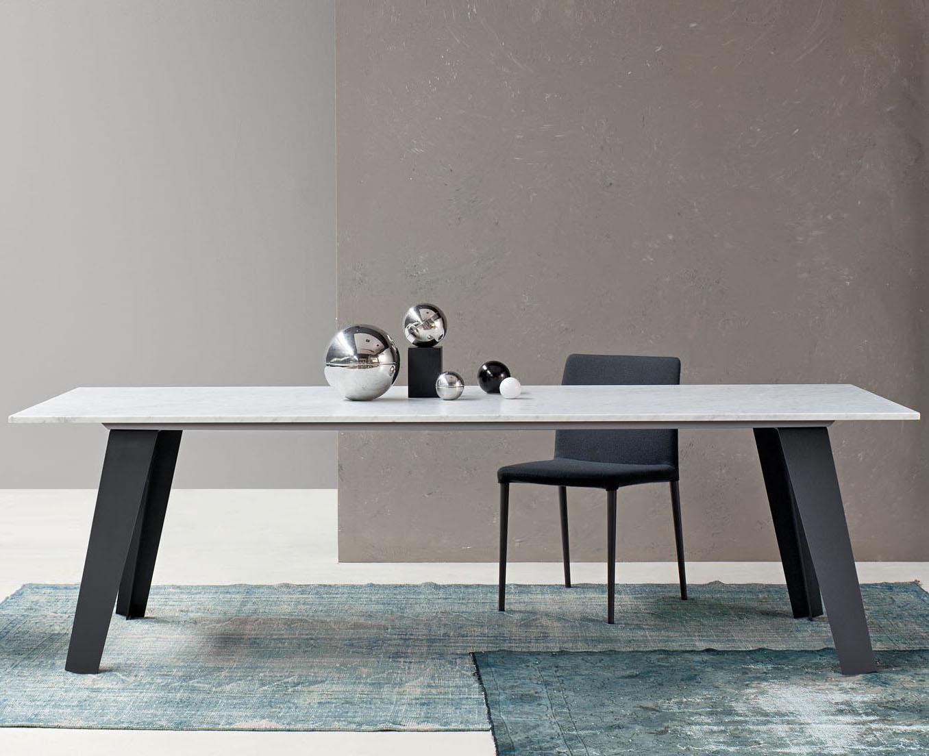 IL Decor Boston: Welded Dining Table, Bonaldo Italy