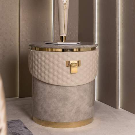 Vogue Bedside Table, Turri Italy