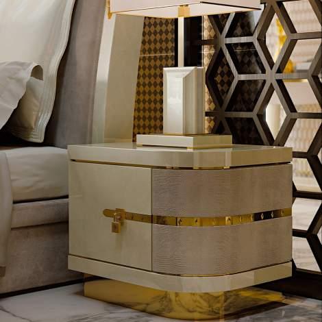 Diamond Bedside Table, Turri Italy