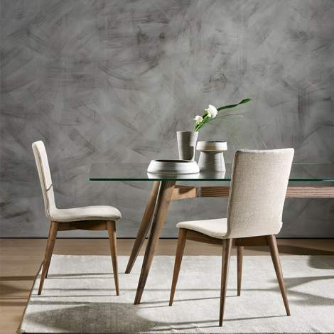 Ambra Dining Chair, Pacini & Cappellini Italy