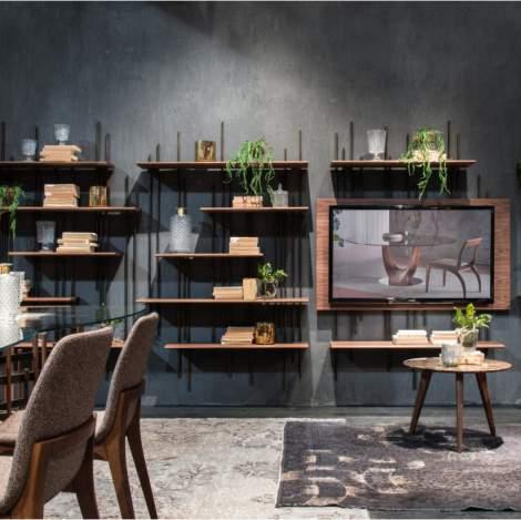 Tube Bookcase, Pacini & Cappellini Italy
