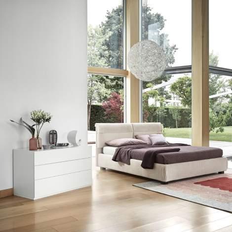 CS/6072 Austin Bed, Calligaris Italy