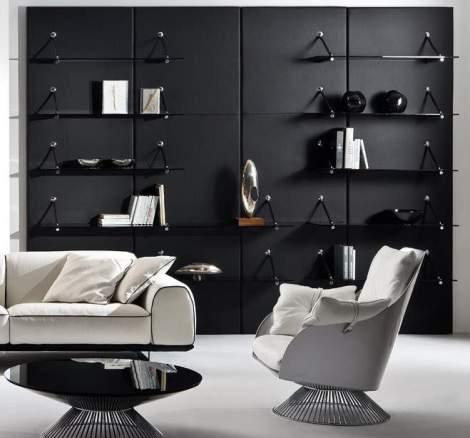 Boulevard Bookcase, Gamma Arredamenti Italy