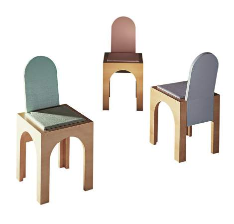 Carabo Chair, Zanotta