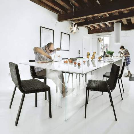 Steps Dining Chair, Lago Italy