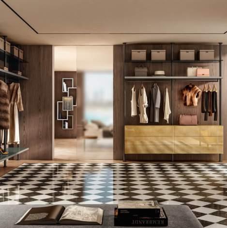 Vista Walk-In-Closet, Lago Italy
