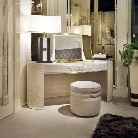 Couture Dressing Table, Turri Italy