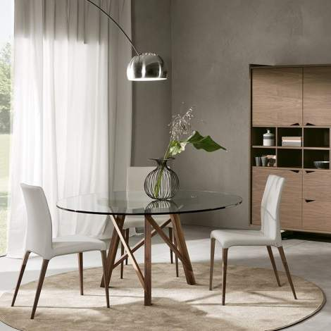 Zeus Dining Table, Pacini & Cappellini Italy