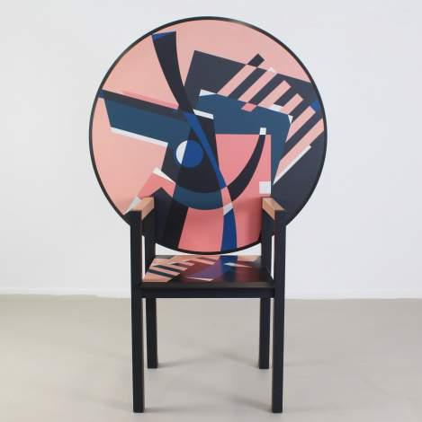 ZabroTable-chair, Zanotta