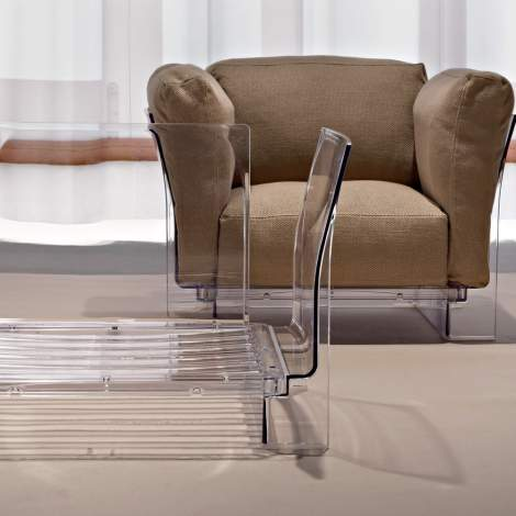 Pop Duo Lounge Chair, Kartell Italy