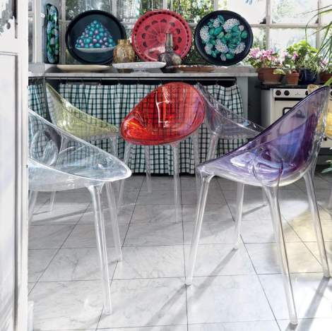 Mr. Impossible Chair, Kartell Italy