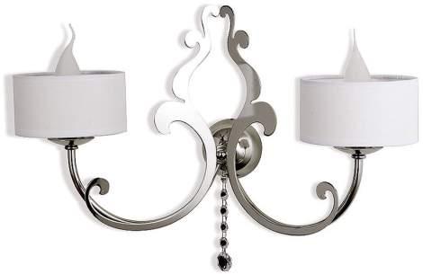 Iago Classic Wall Lamp, Cantori Italy