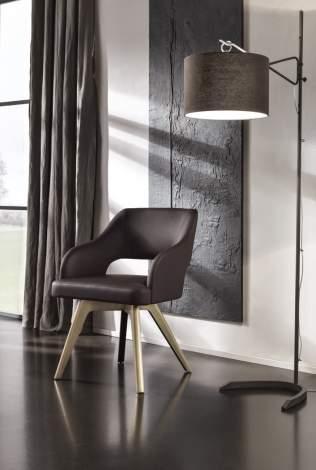 Lia Modern Floor lamp, Cantory Italy