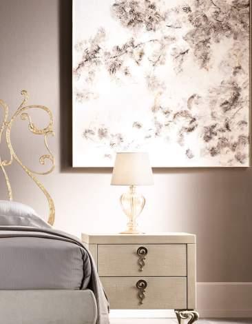 Patrizia Bedside Table Lamp, Cantori Italy