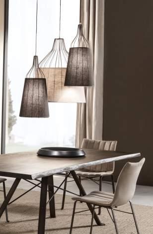 Sofia Ceiling Lamp, Cantori Italy