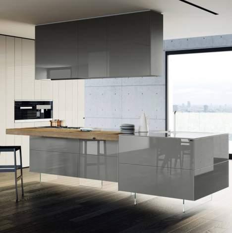 36e8 Glass Kitchen, Lago Italy