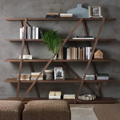 Tres Bookcase, Pacini & Cappellini Italy