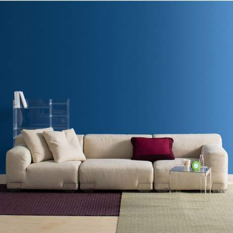 Plastics Tech Fabrics Sofa, Kartell Italy