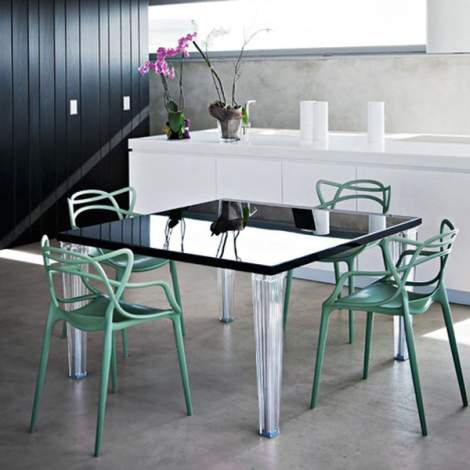 Toptop Dining Table, Kartell Italy
