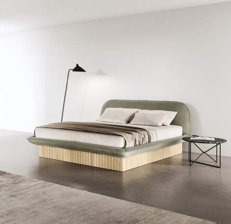 Plica Bed, Presotto Italy