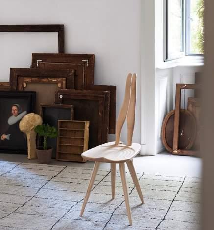 Fenis CM Chair, Zanotta
