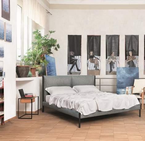 Ricordi Bed, Zanotta