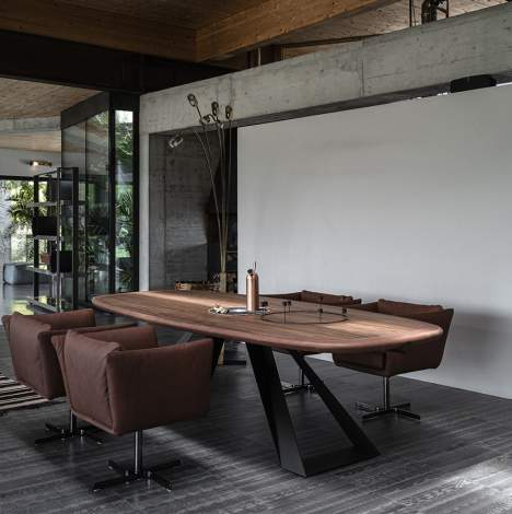 Zed Dining Table, Cierre Italy