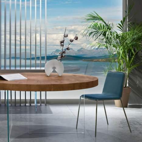 Pletra Dining Chair, Lago Italy