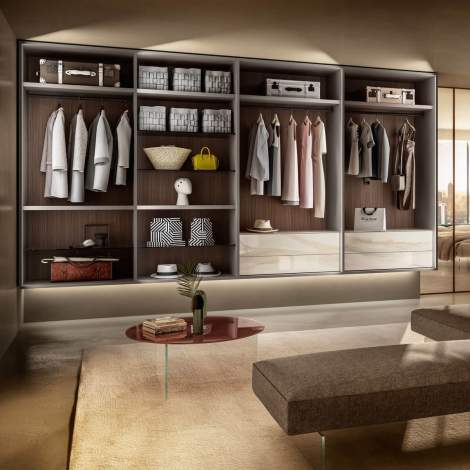 Outfit Walk-In-Closet, Lago Italy
