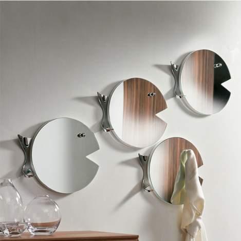 Fish Mirror, Pacini & Cappellini Italy