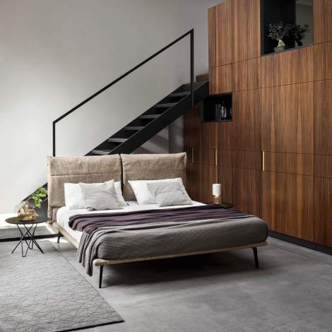 CS/6098 Landa Bed, Calligaris Italy