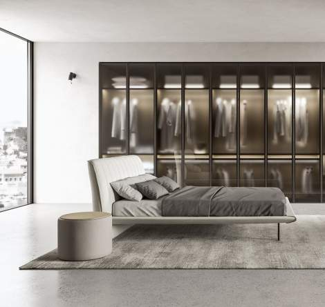 Shelby Bed, Presotto Italy