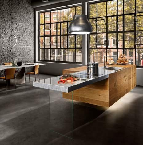 36e8 Wildwood Kitchen, Lago Italy