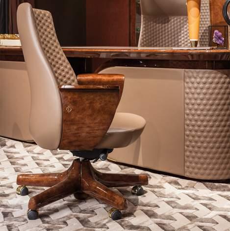 Vogue Office Armchair, Turri Italy