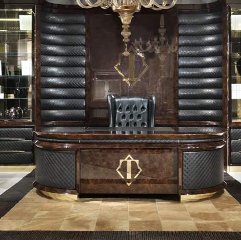 Orion Presidential Desk, Turri Italy