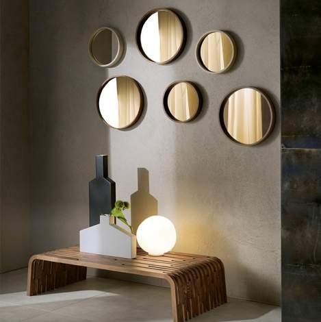 Oblo Mirror, Pacini & Cappellini Italy