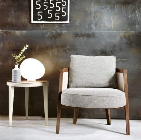 Cocoon Armchair, Pacini & Cappellini Italy