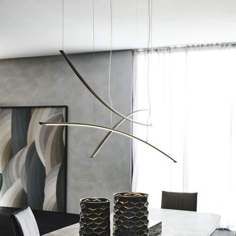 Katana Ceiling Lamp, Cattelan Italia