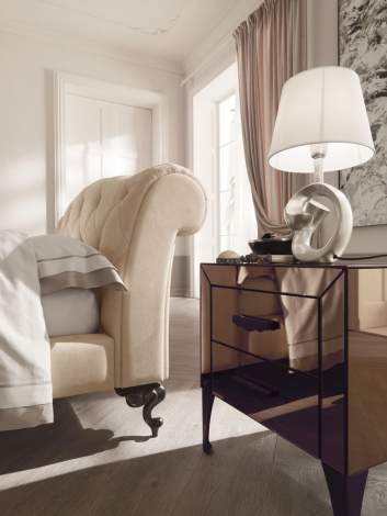 Olga Bedside Lamp, Cantori Italy