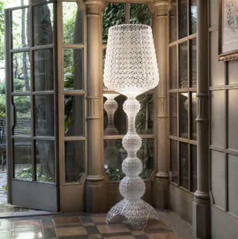 Kabuki Floor Lamp, Kartell Italy