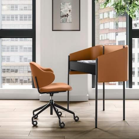 CS/2057 Holly Office Chair, Calligaris Italy