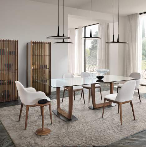 Aaron Dining Table, Pacini & Cappellini Italy
