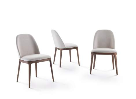Becky Dining Chair, Pacini & Cappellini Italy
