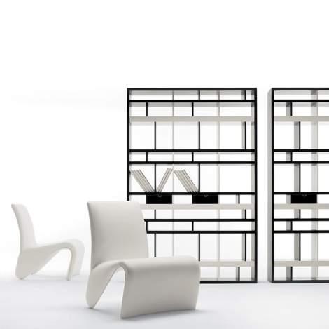 Babele Bookcase, Pacini & Cappellini Italy